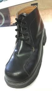 dr martens air cushioned sole men black