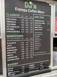 DJ's Express Coffee - Posts   Facebook