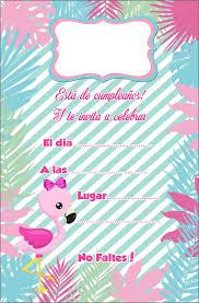 Tarjeta De Invitacion Flamenco Baby Zazzle Es En 2020 Fiesta