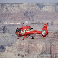 grand canyon helicopter tour from las
