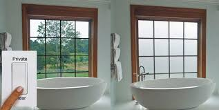 smart switchable window glass