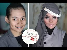 natural makeup hijab style tutorial