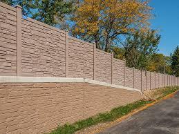 Simulated Stone Fence Simtek Fence Ecostone Factory Direct