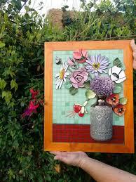 Resultados del workshops de Flores en... - Atelier Mosaicos Paulina Lagos  Lehuedé   Facebook