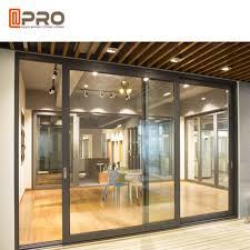 aluminium sliding glass doors