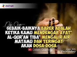 quotes baper status wa