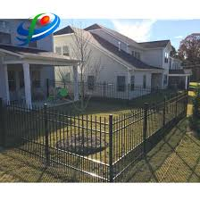Pengxiang Hot Sale Wrought Iron Designs Ornaments Steel Matting Fence Design China Wrought Iron Fence And Steel Fence Price Made In China Com