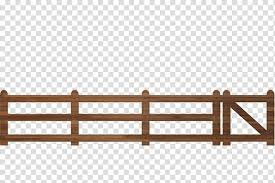 Brown Fence Picket Fence Split Rail Fence Fence Transparent Background Png Clipart Hiclipart