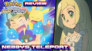 Ash's Teleportation Adventure! | Pokemon Sun and Moon Anime ...