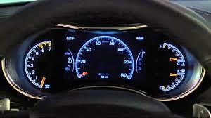 2016 jeep grand cherokee light