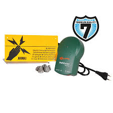 Electric Fence Starterkit For Pets And Garden Including Gallagher M10 Fence Energiser And Accessories Gallagher