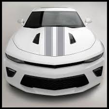 2 6 Hood Rally Racing Stripes Auto Graphic Vinyl Decal Car Truck Univ Stickerconnection