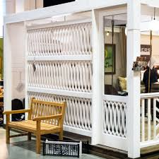 Use Our Pvc Panels For Fences Room Dividers Shutters And More The Porch Company