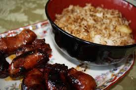 pork longanisa sweet cured sausages