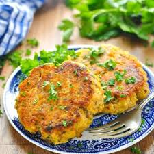 easy salmon patties recipe the