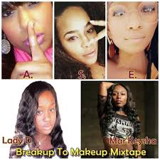 breakup to makeup mixtape by lady d