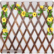 garden decoration garden wall fence wooden