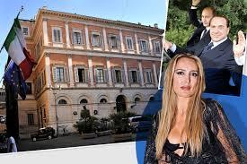 Silvio Berlusconi puts his wild days to bed   World