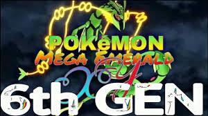 Best Pokemon ROM hack with 6th gen starter - YouTube