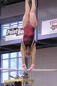 TWU Gymnastics [Bars] Brittany Johnson | February 26, Denton… | Flickr