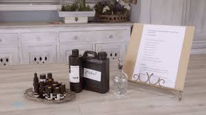 cologne for a man using essential oils