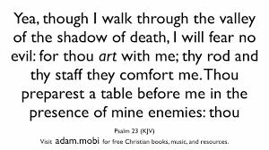 psalm christian scripture video bible verse memorization
