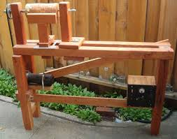 wood lathe or a diy wood turning machine