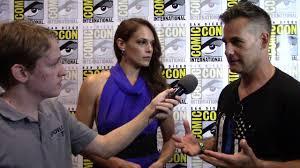 Colony - Adrian Pasdar/Amanda Righetti - Exclusive SpoilerTV Comic ...