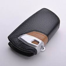 leather wallet key case for bmw f30 1 2