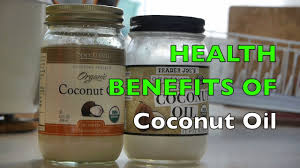 health benefits of coconut oil uses