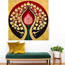 bodhi tree wall art original asian