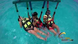 fly in parasail cancun