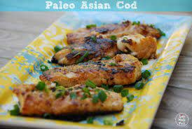 Paleo Asian Cod Recipe - Life Made Full
