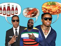 top rap lyrics the best food related hip hop lyrics