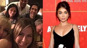 Sarah Hyland honours 'Friends' star Jennifer Aniston for joining Instagram,  Entertainment News | wionews.com
