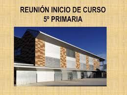 Calameo Reunion Inicio De Curso 5º Ep 2019 20