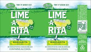 bud light lime nutrition label best