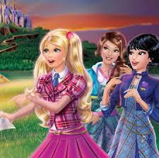 barbie princess charm makeup