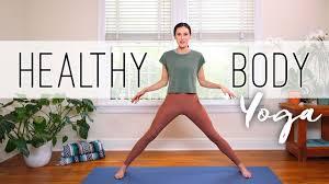Healthy Body Yoga | Yoga With Adriene