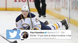 Jack Eichel explains why he's 'proven nothing' after two solid ...