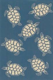 liora manne toulouse sea turtle rugs