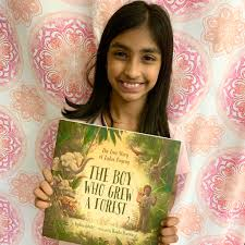 The Boy Who Grew A Forest: The True Story of Jadav Payeng by Sophia Gholz –  Teachers   Books   Readers