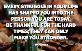 best inspirational quotes about life and struggles for