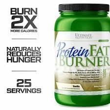 fat burner whey protein powder