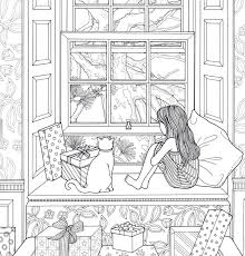 Details About Coloring Book All The Gifts Of The World Anti Stress
