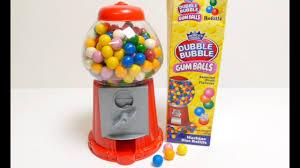 gumball machine dubble bubble gum