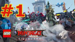 The LEGO Ninjago Movie Video Game - Walkthrough - Part 1: Good Morning  Ninjago - YouTube