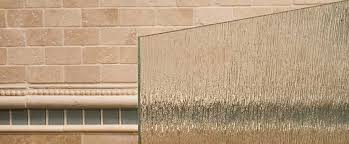 rain glass glass shower glass type