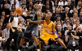 sports nba basketball lebron james kobe