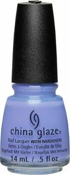 china glaze nail lacquer good tide ings
